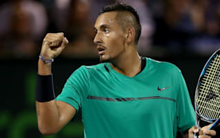 Kyrgios a threat to USA Davis Cup hopes, warns Courier