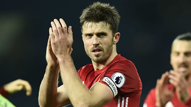 (Football) Carrick says Man Utd will go for it at Hull
