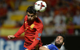 Morata realistic over red-hot Costa form