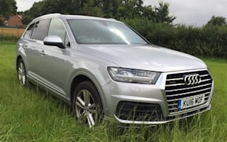 Living with an Audi Q7: First report
