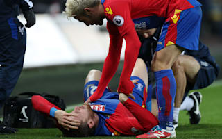 Wickham out for season with ACL injury