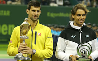 Nadal hails 'perfect' Djokovic after Qatar defeat
