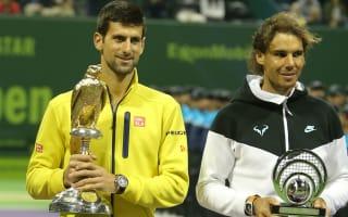 Nadal hails 'perfect' Djokovic after Qatar defeat