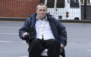 Disabled man used 4mph wheelchair as 'battering ram'