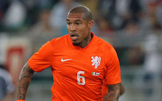 De Jong: I haven't retired from Netherlands duty
