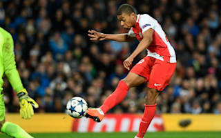 Monaco star Silva lauds 'special' Mbappe