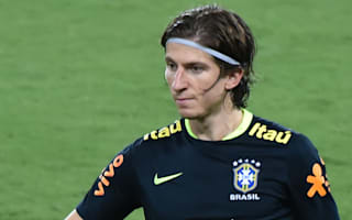 Brazil are on the up - Filipe Luis