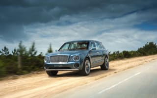 Bentley could assemble new model outside of UK