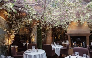 The most romantic restaurants in London