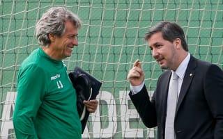 Sporting deny Arouca's spit allegation against president