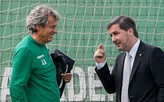 Sporting deny Arouca's spit allegation against president