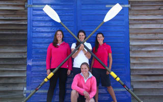 Women set out to row 8,500 miles across the Pacific Ocean