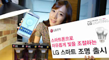 La primera bombilla inteligente de LG parpadea cuando recibes una llamada