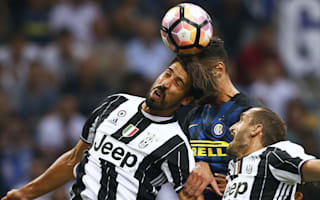Khedira to be rested against Cagliari