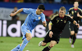 Low hopes to discover Germany's Luis Suarez