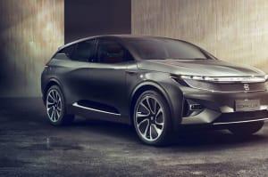 Byton presenta su apuesta de coche del futuro: eléctrico, sin espejos y con una pantalla de 40 pulgadas