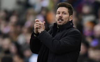 Atletico criticism excites Simeone