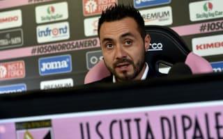 De Zerbi welcomes Palermo challenge