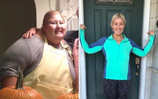 Woman that got stuck in Disneyland turnstile loses 25 stone