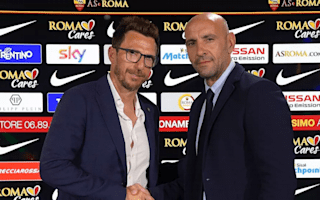 BREAKING NEWS: Roma appoint Di Francesco as new boss
