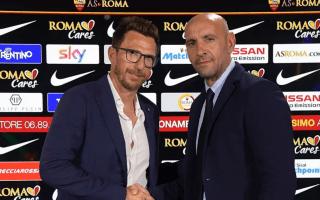BREAKING NEWS: Roma appoint Di Francesco as new boss