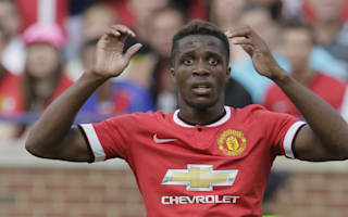 Zaha unconcerned by Manchester United boo-boys