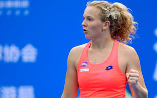 Siniakova captures first WTA title