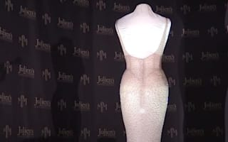 Marilyn Monroe's iconic dress sells for £3.87m