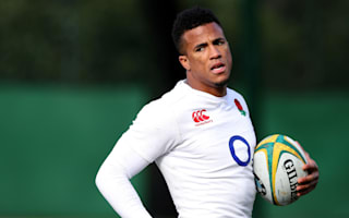 England wing Watson set for scan on hamstring strain
