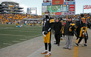 Roethlisberger foot injury is 'nothing severe'