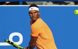 Nadal reigns supreme in Abu Dhabi