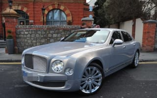 Bentley gifts Cheryl Cole £265,000 Mulsanne
