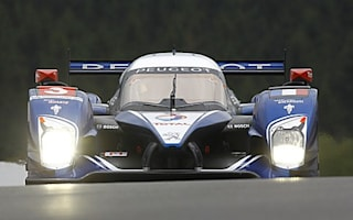 Peugeot beat Audi in qualifying