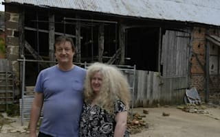 Grand Design plans mired for seven years: stuck with crumbling barn