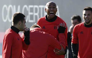 Vitoria wants a goal and win for Luisao's 500th Benfica outing