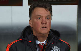 Van Gaal: Fans right to criticise United over Midtjylland defeat