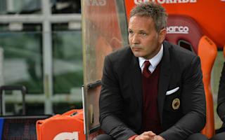 Mihajlovic relaxed over future after Berlusconi talk