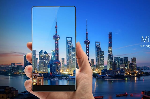 El Mi Mix es el 'One more thing' de Xiaomi