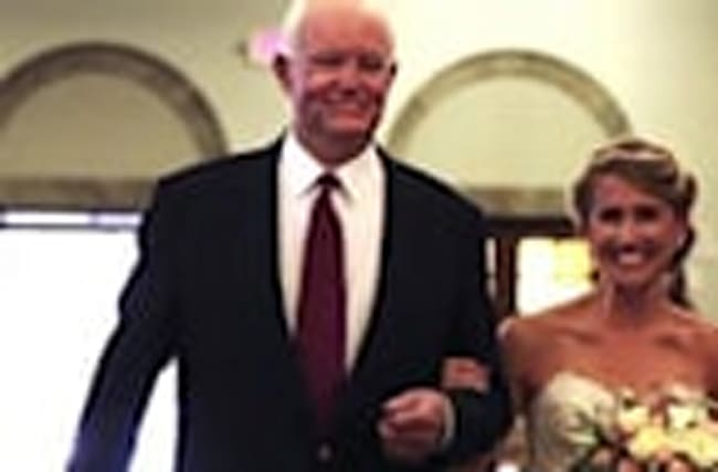This Amazing Wedding Day Has Heart And Soul! - The Organ Donor