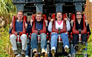 Thorpe Park's Nemesis builds 'supersized seats' for bigger people