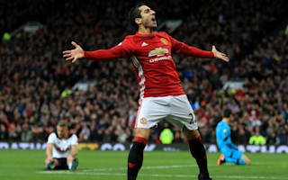 Mkhitaryan wants to make Man United 'history' after seventh Armenian Player of the Year prize