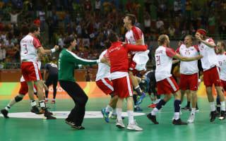 Rio 2016: Denmark take first handball title