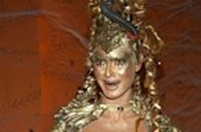 Heidi Klum's Mesmerizing Halloween Evolution