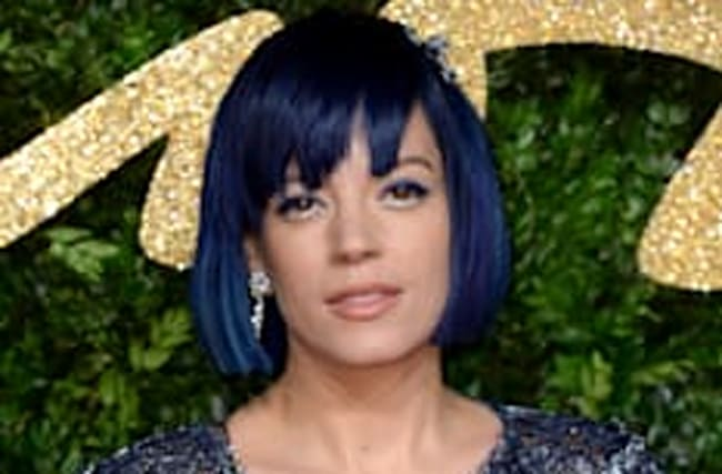 Lily Allen lets rip at Murdoch's 'hacket job' Sun report