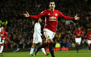 Mourinho hails Mkhitaryan: He feels the love of Old Trafford now