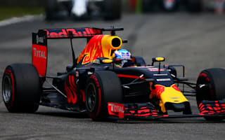 Ricciardo was 'giggling' in car after Bottas pass