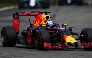Ricciardo was 'giggling' in car after Bottas pass