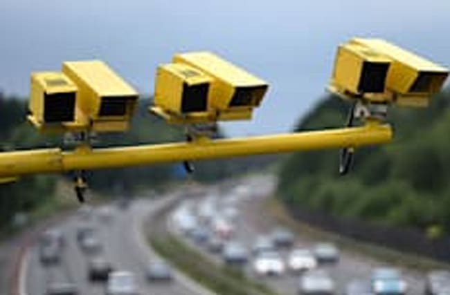 Tough new punishments for speeding come into force today