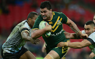 Fifita, Radradra to sit out Four Nations