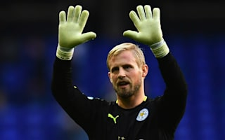 Schmeichel could make Leicester return versus Stoke